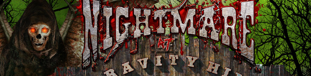 Nightmare at Gravity Hill Logo